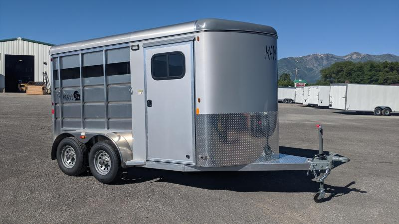 2021 Maverick MAV2H-7K LITE Horse Trailer