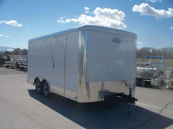 2021 Cargo Mate ORBL816TA3-RG Enclosed Cargo Trailer