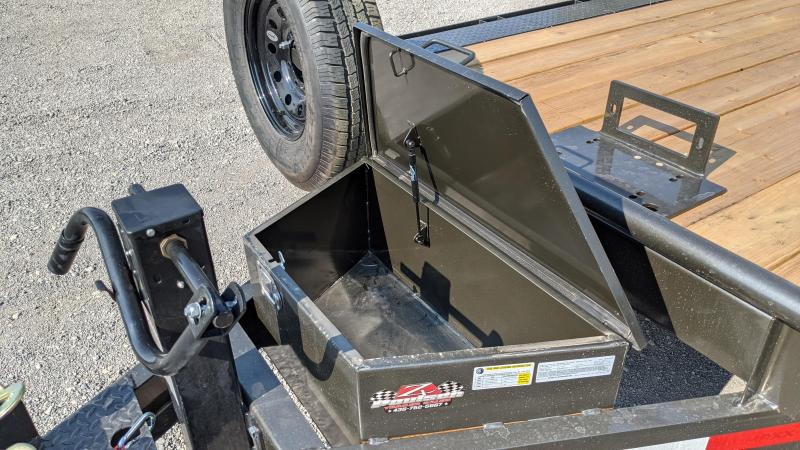 New! 2022 MAXXD H6X 24', 14k Buggy Hauler Car/Equipment Trailer