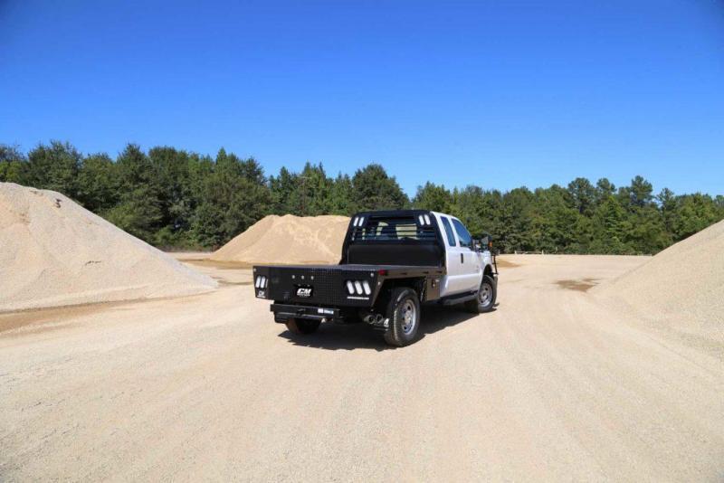 CM RD Steel Truck Bed
