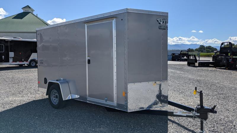 New! 2022 C&B 6x12 Big 10 Enclosed Cargo Trailer
