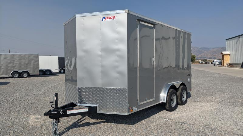 New! 2021 Pace American 7.5X14 Journey Enclosed Trailer