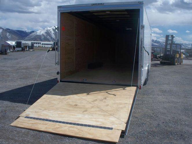 2021 Cargo Mate 8.528 Enclosed Cargo Trailer