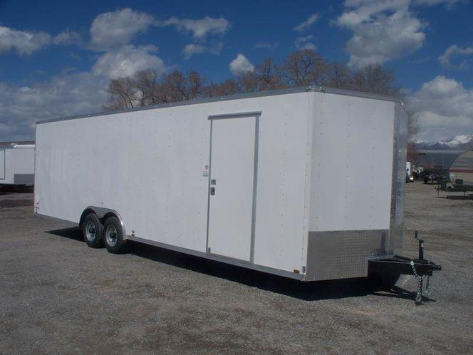 2021 Cargo Mate 8.528 Enclosed Cargo Trailer