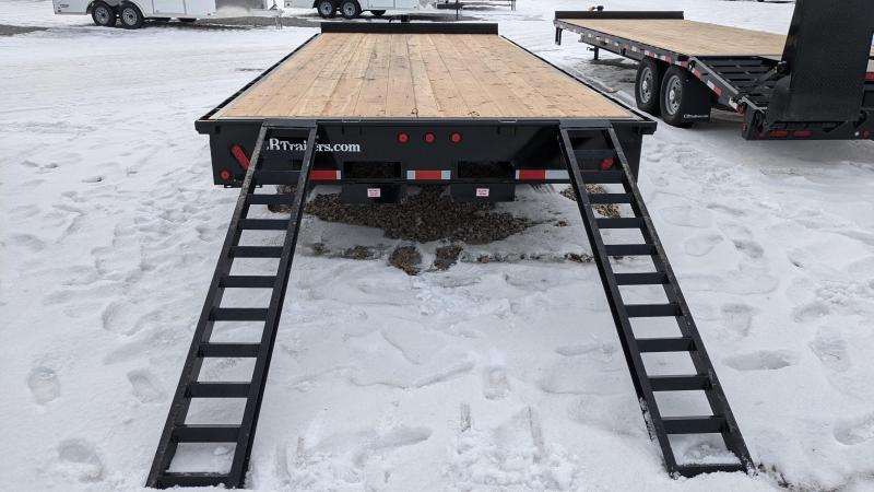 New! 2021 C&B 20' 14k Deck-Over Equipment Trailer