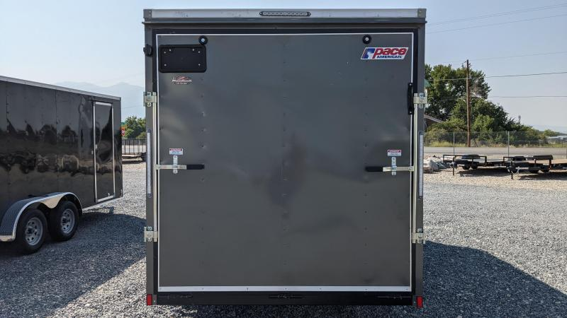 New! 2022 Pace American 7X16 Journey Enclosed Trailer