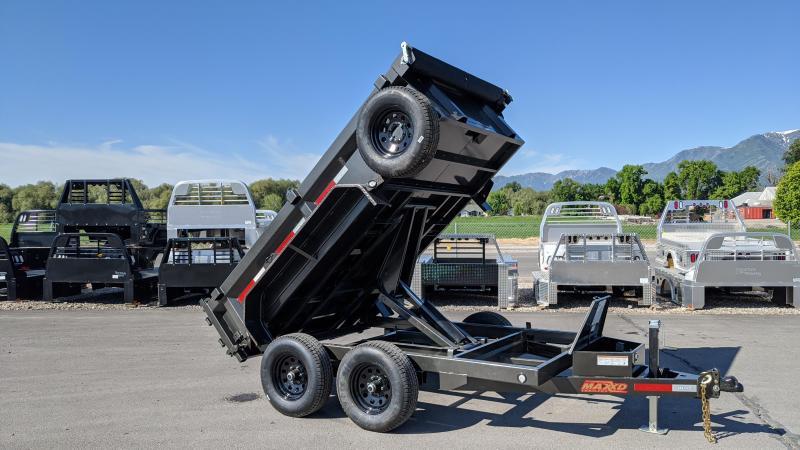 2020 MAXXD D7X - 6x10 Dump Trailer