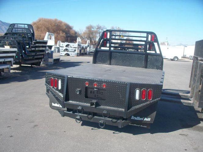 Bradford Built Steel Mustang Bed