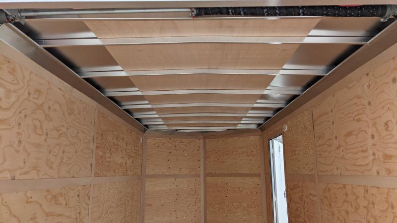 New! 2021 Cargo Mate 7x14 All-Aluminum E-Series Enclosed Trailer