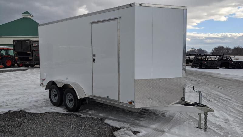 New! 2021 Cargo Mate 7x14 All-Aluminum E-Series Enclosed Trailer