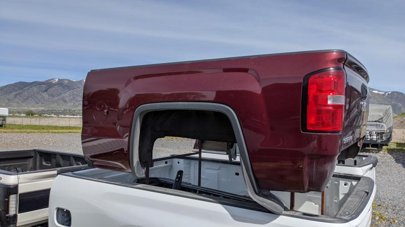 2016 GMC Take Off Truck Bed