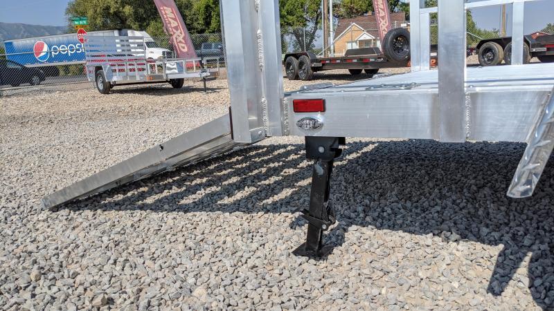 New! 2021 Cargo Mate 5x10 All- Aluminum Trailer