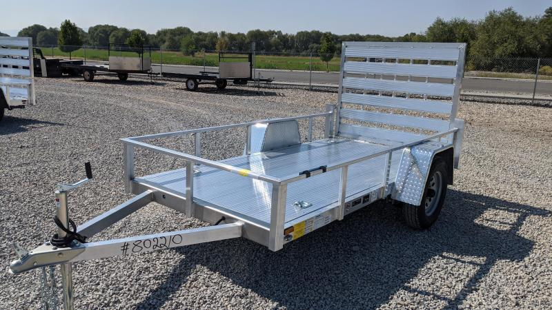 New! 2021 Cargo Mate 5x10 All- Aluminum Trailer