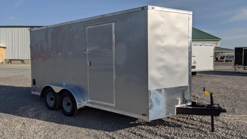 New! 2021 Cargo Mate 7x16 E-Series Enclosed Trailer
