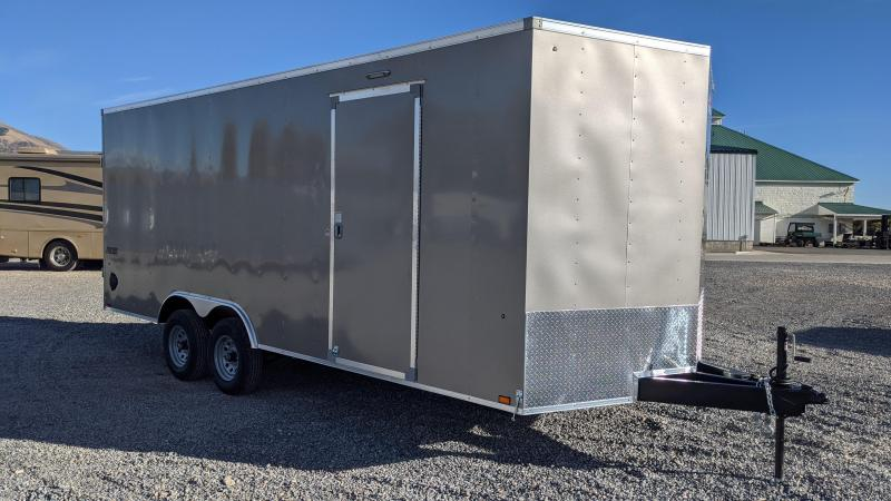 New! 2021 Pace American 8.5x20 Enclosed Trailer