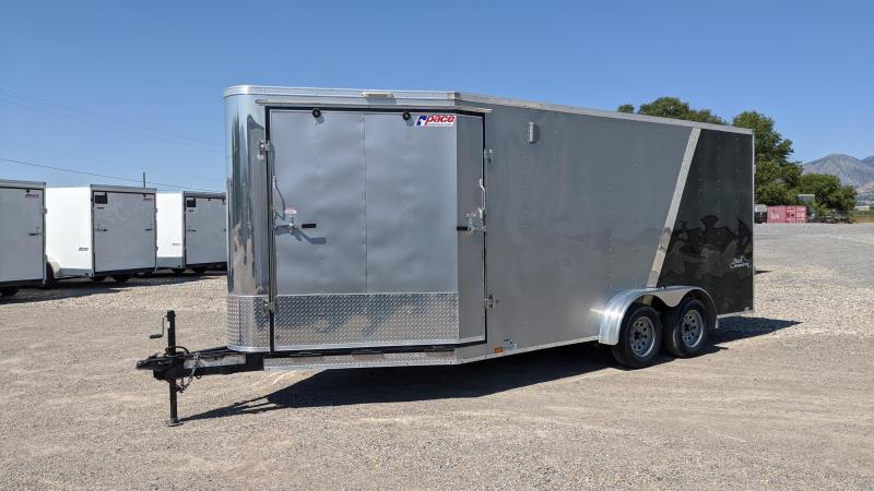 2020 Pace American 7x21Tri-Sport Cargo Trailer