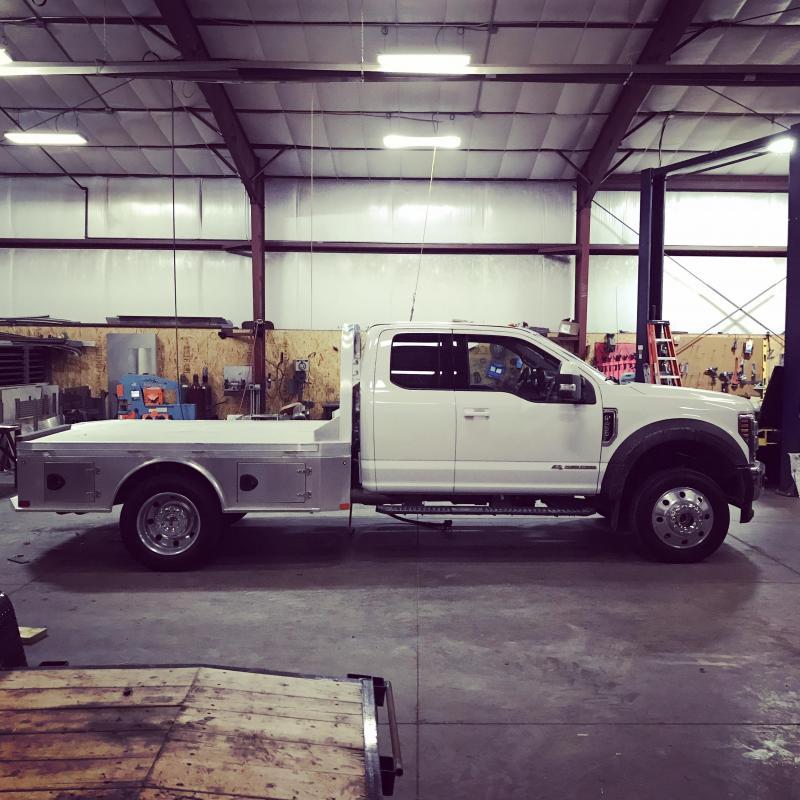 CM ALSK Aluminum Truck Bed