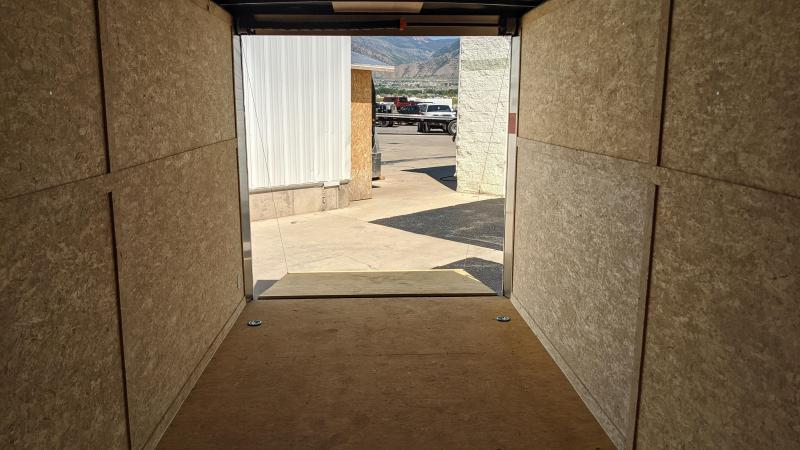 2021 Pace American 7x16 Journey Enclosed Cargo Trailer