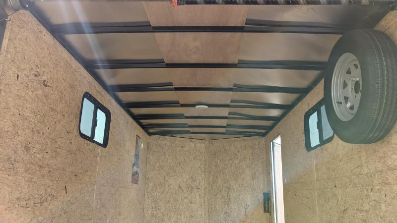 New! 2022 Pace American 7X14 Journey SE Enclosed Trailer