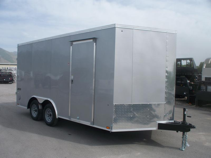 2021 Pace American JV8.5X16TE2SE Enclosed Cargo Trailer