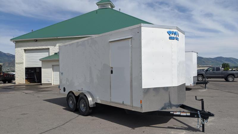 2021 C&B Quality Trailer Works Big 10 7X16TA2 Enclosed Cargo Trailer