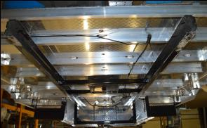 Bradford Built Aluminum Workbed