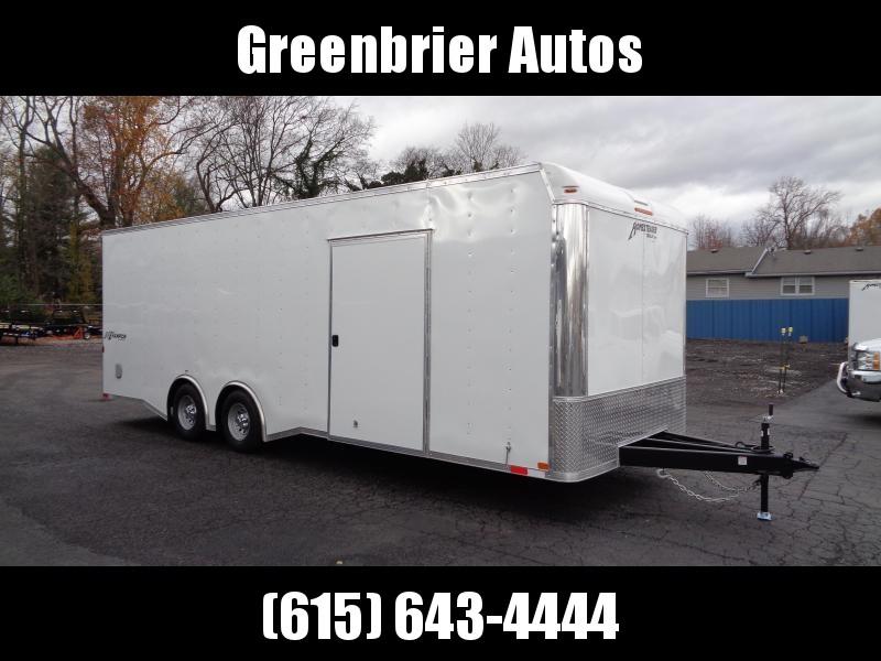 2021 Homesteader Trailers Champion 8.5' x 24' Enclosed Cargo Trailer