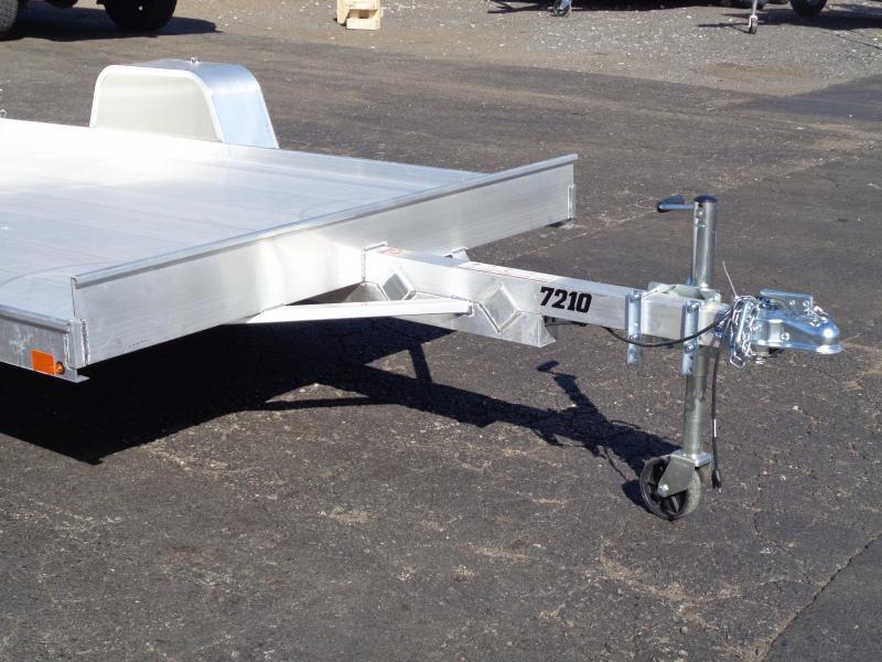 2022 Aluma 7210S-TG Utility Trailer