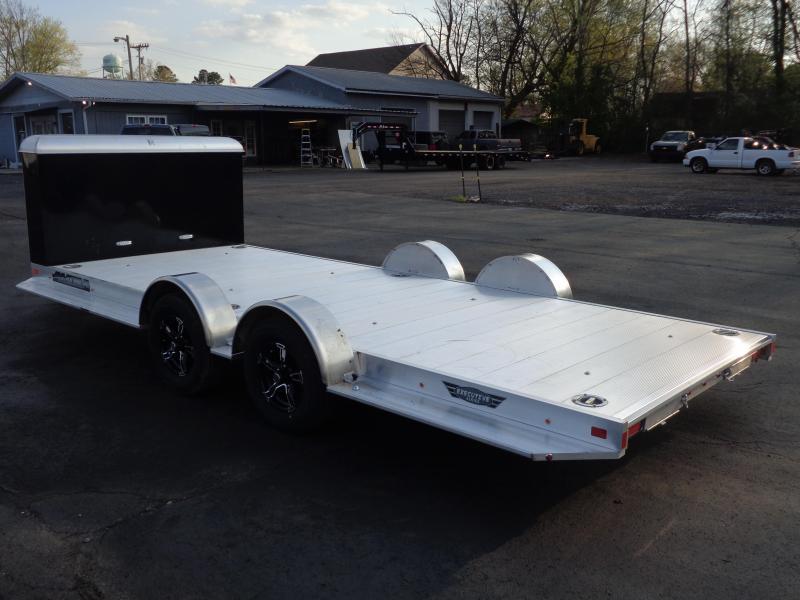 2022 Aluma 8218XL Car / Racing Trailer