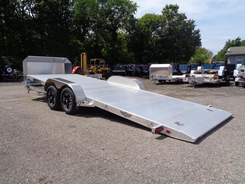 2020 Aluma 25th Anniversary 8220TILT Car Trailer