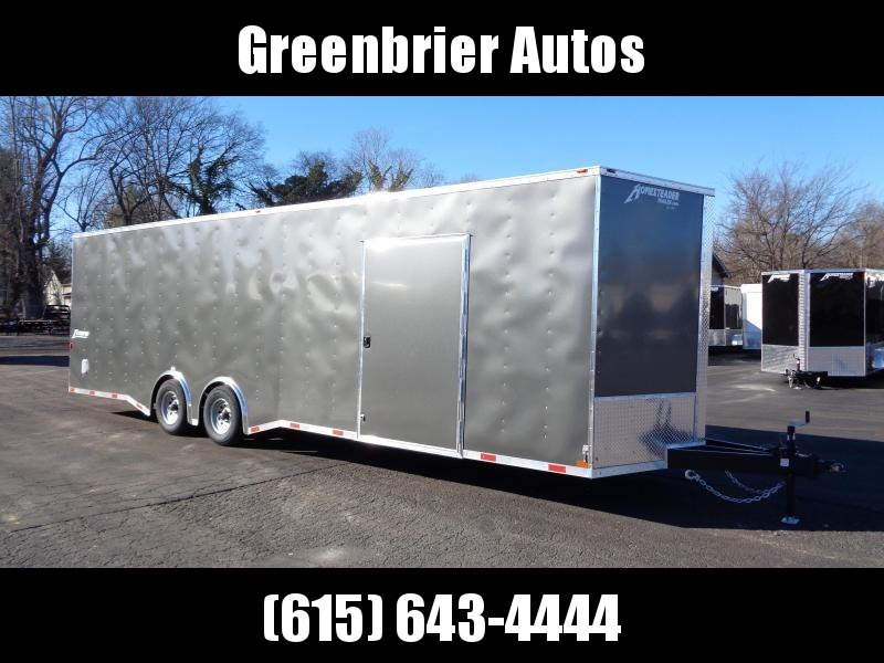 2021 Homesteader Trailers Intrepid 8.5' x 28' x 7' Enclosed Cargo Trailer