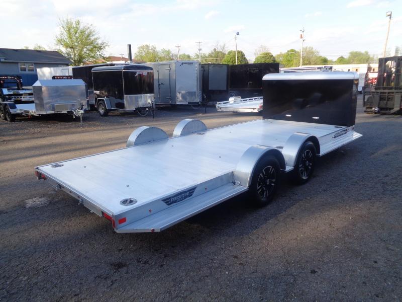 2021 Aluma 8218 XL Executive Series Car / Racing Trailer