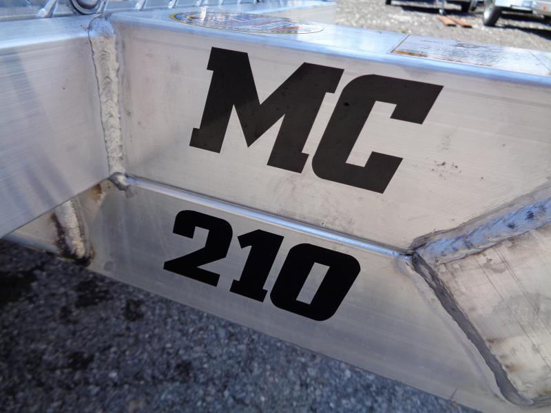 2020 Aluma MC210 Motorcycle Trailer