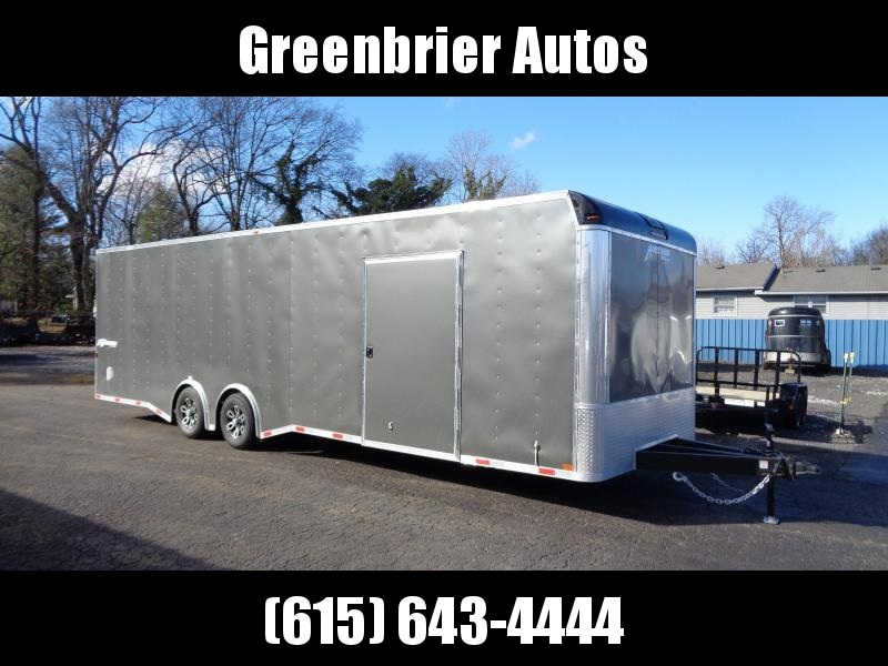 2021 Homesteader Trailers Champion 8.5' x 28' Enclosed Cargo Trailer