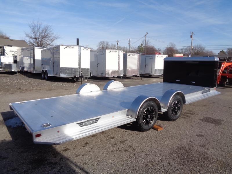 2021 Aluma 8220 XL Executive Series Car / Racing Trailer
