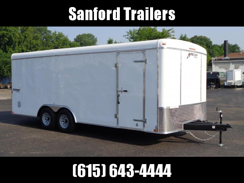 """2021 Homesteader Trailers Challenger 820CT 8.5' x 20' x 6'8"""" Enclosed Cargo Trailer"""