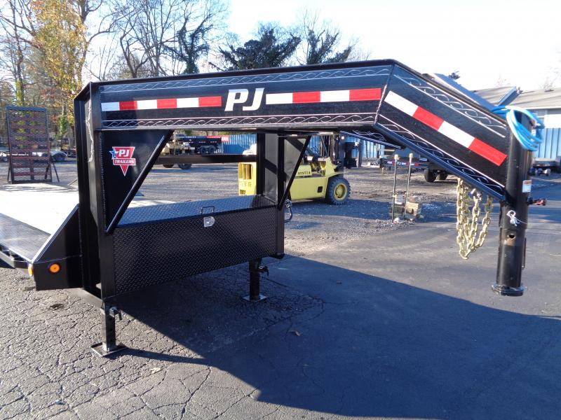 "2021 PJ Trailers 24' X 10"" Pro-Beam Super-Wide Equip (H7) Equipment Trailer"