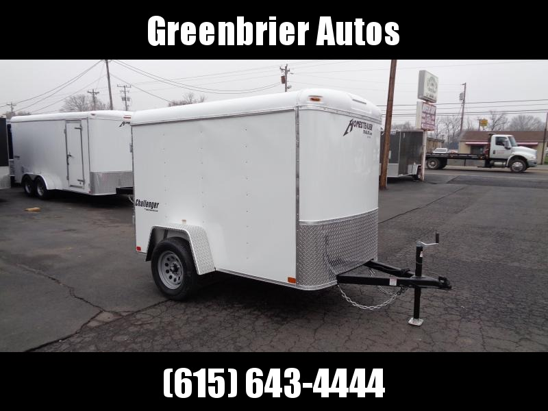 "2021 Homesteader 5' x 8' x 5'8"" Enclosed Cargo Trailer"