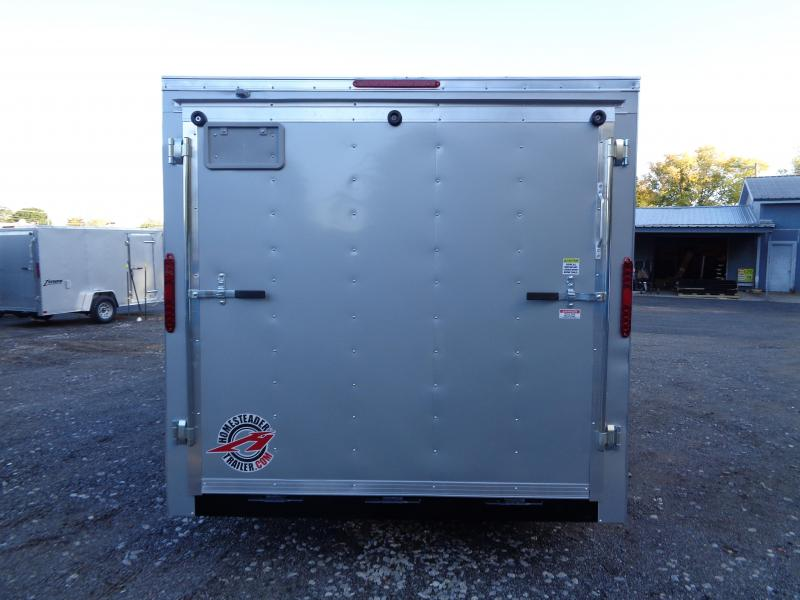 2021 Homesteader Intrepid 7' x 16' x 6' Enclosed Cargo Trailer