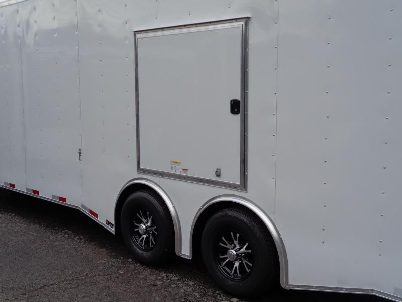 2021 Homesteader Trailers Intrepid 8.5' x 28' x 7' Enclosed Cargo Trailer