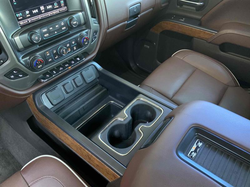 2016 Chevrolet Silverado 3500 High Country 4x4