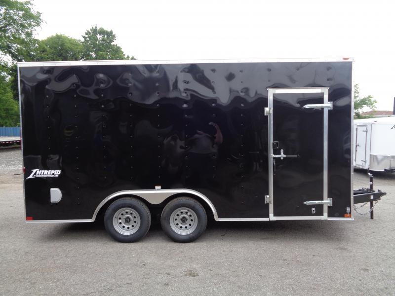 2021 Homesteader Intrepid 8.5' x 16' x 7' Enclosed Cargo Trailer