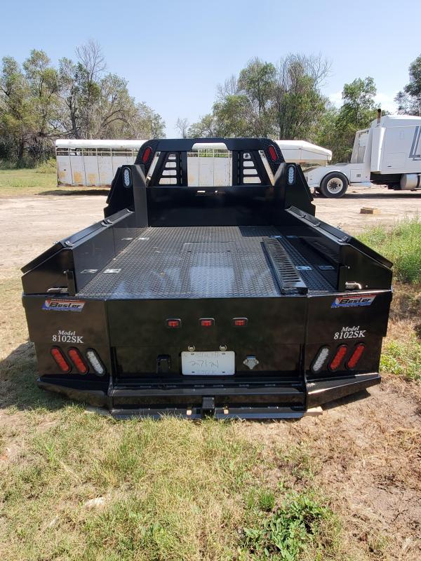 2022 Besler Industries Besler 8102SK56 Truck Bed