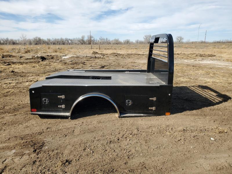 2021 PJ Western Hauler GH Truck Bed