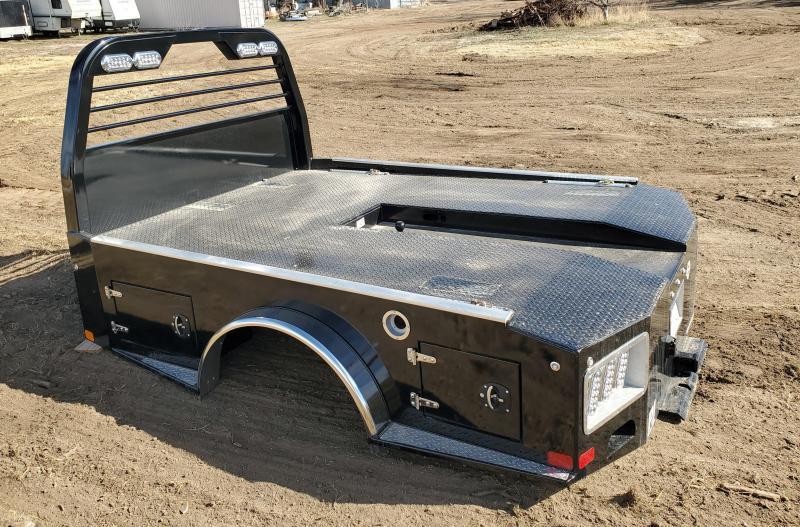 2021 PJ Truck Beds Western Hauler GH 9'4 - 94 - 60 - 34 Truck Bed