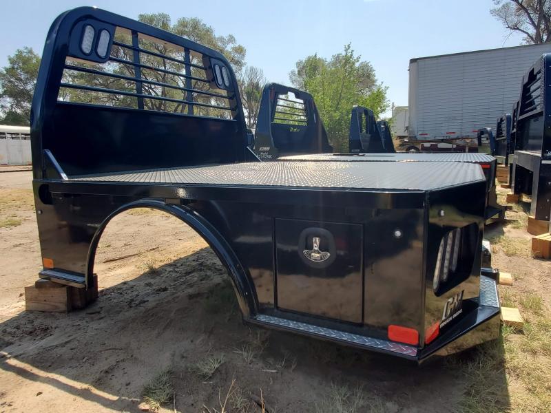 2021 CM Skirted Dodge Short Bed Truck Bed