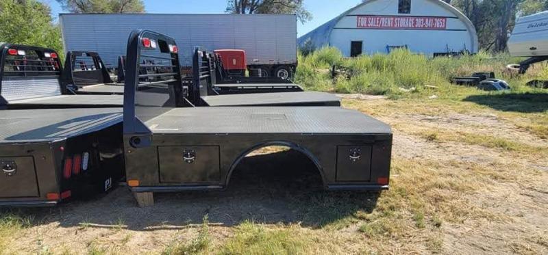 2021 PJ GS 8'6-84-56-42 Truck Bed