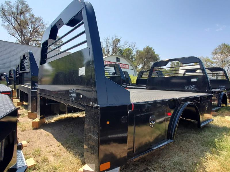 2021 PJ Skirted GS 9'4-94-60-34 Truck Bed