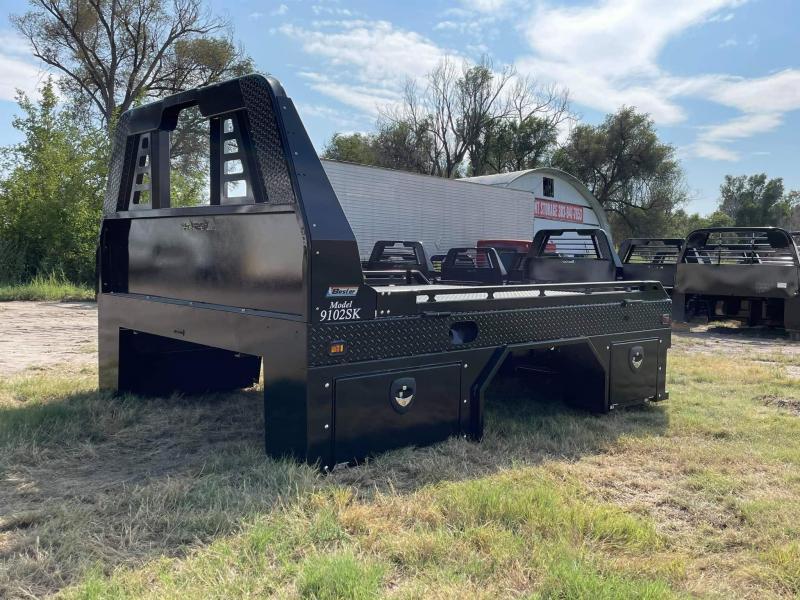 2022 Besler Industries 9102SK56 Truck Bed Truck Bed