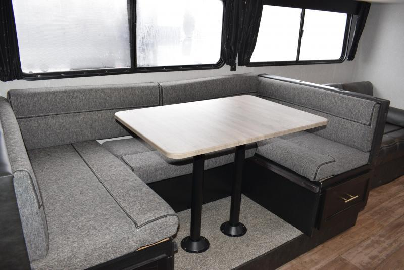 2021 Grey Wolf Limited 26DBH Bunk Model Travel Trailer